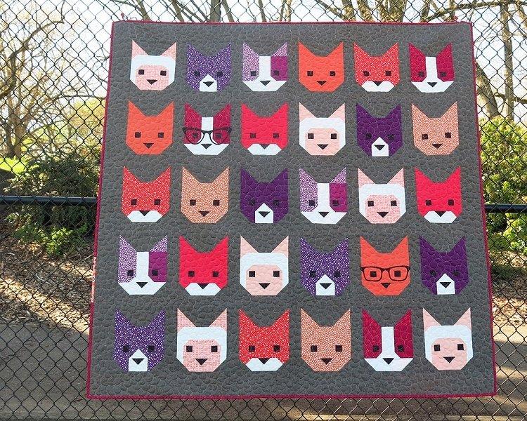 The Kittens Pattern by Elizabeth Hartman