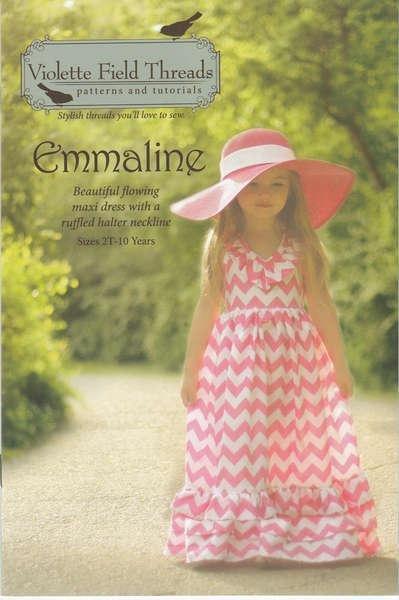 Emmaline Maxi Dress