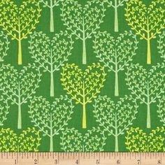 Michael Miller/Friendly Forest/DC7095-GRAS