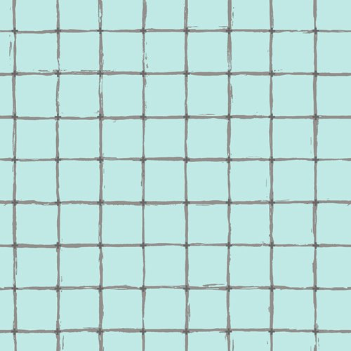 Grid Static by Katarina Roccella for Art Gallery