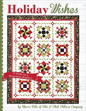 Holiday Wishes Pattern Book