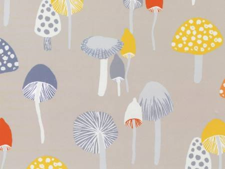 Dear Stella/Woodland/Mushroom Khaki #325