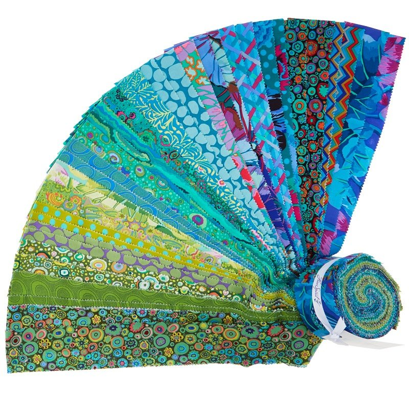 Kaffe Fassett Collective Island Design Roll for Free Spirit