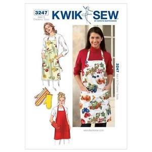Kwik Sew/K3247 Apron
