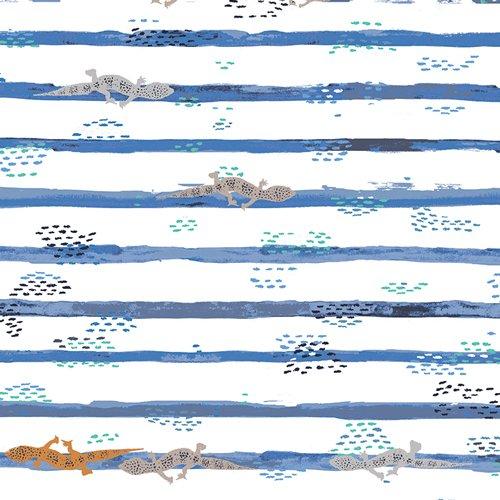 Art Gallery Gecko Trails Knit K-32603