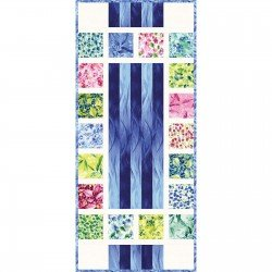 Rejuvenation Quilted Table Runner Kit