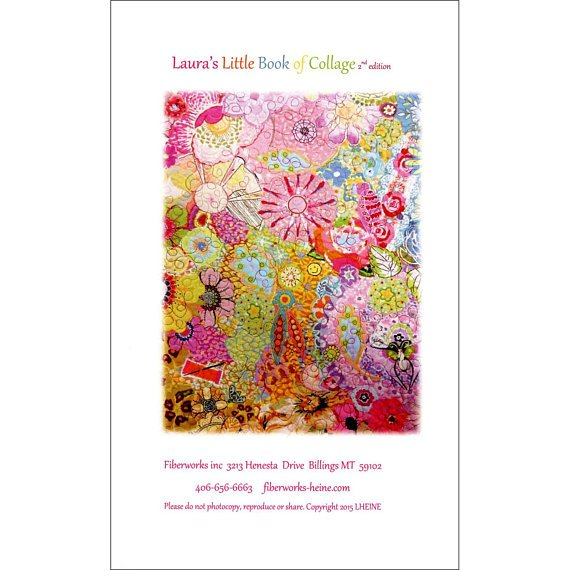 Laura's Little Book of Collage (2nd Edition)