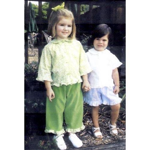 Lettie Size 4-6/Children's Corner 245