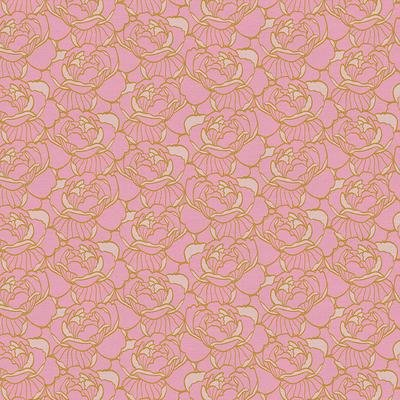 Tiger Lily Trail Floral Pink