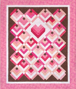 Love & Comfort Quilt Kit