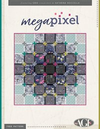 MegaPixel Quilt Kit