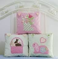 A Pillow Party for Spring