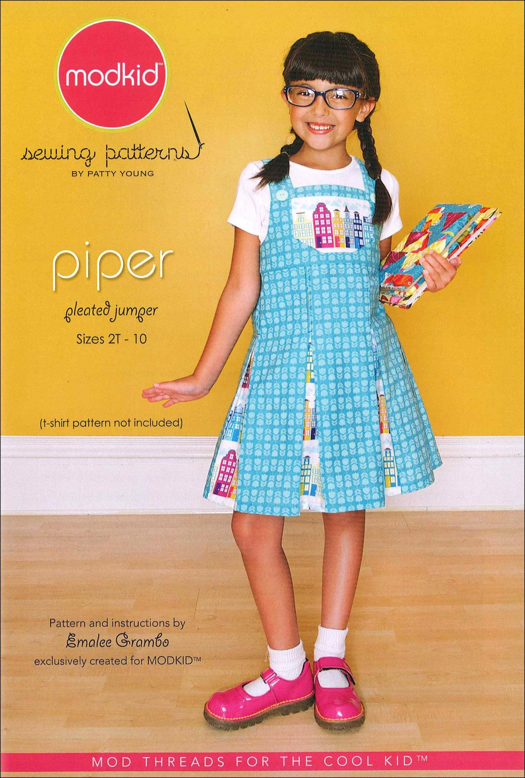 Piper Pleated Jumper