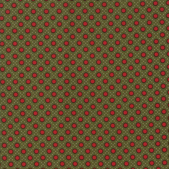 Moda/Petites Maisons de Noel/13797 15 Rouge