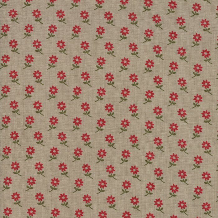 Moda/Petites Maisons de Noel/13794 13 Rouge