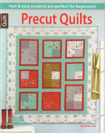 Precut Quilts/Leisure Arts -LA5956