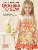Quick & Easy Dresses To Sew