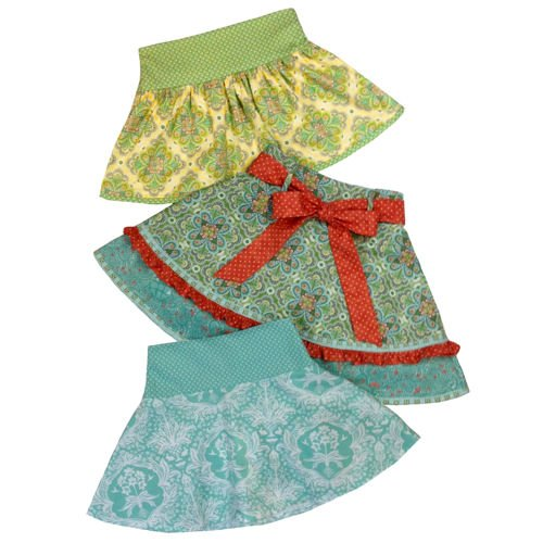 Sassy Skirt Size 6-10/Children's Corner 258