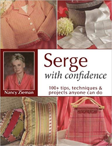 Serge with Confidence  Softcover