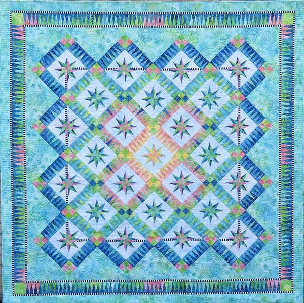 Summer Breeze Original Quilt Kit