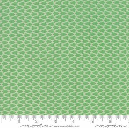 Swell Christmas Green 31125 19 Moda