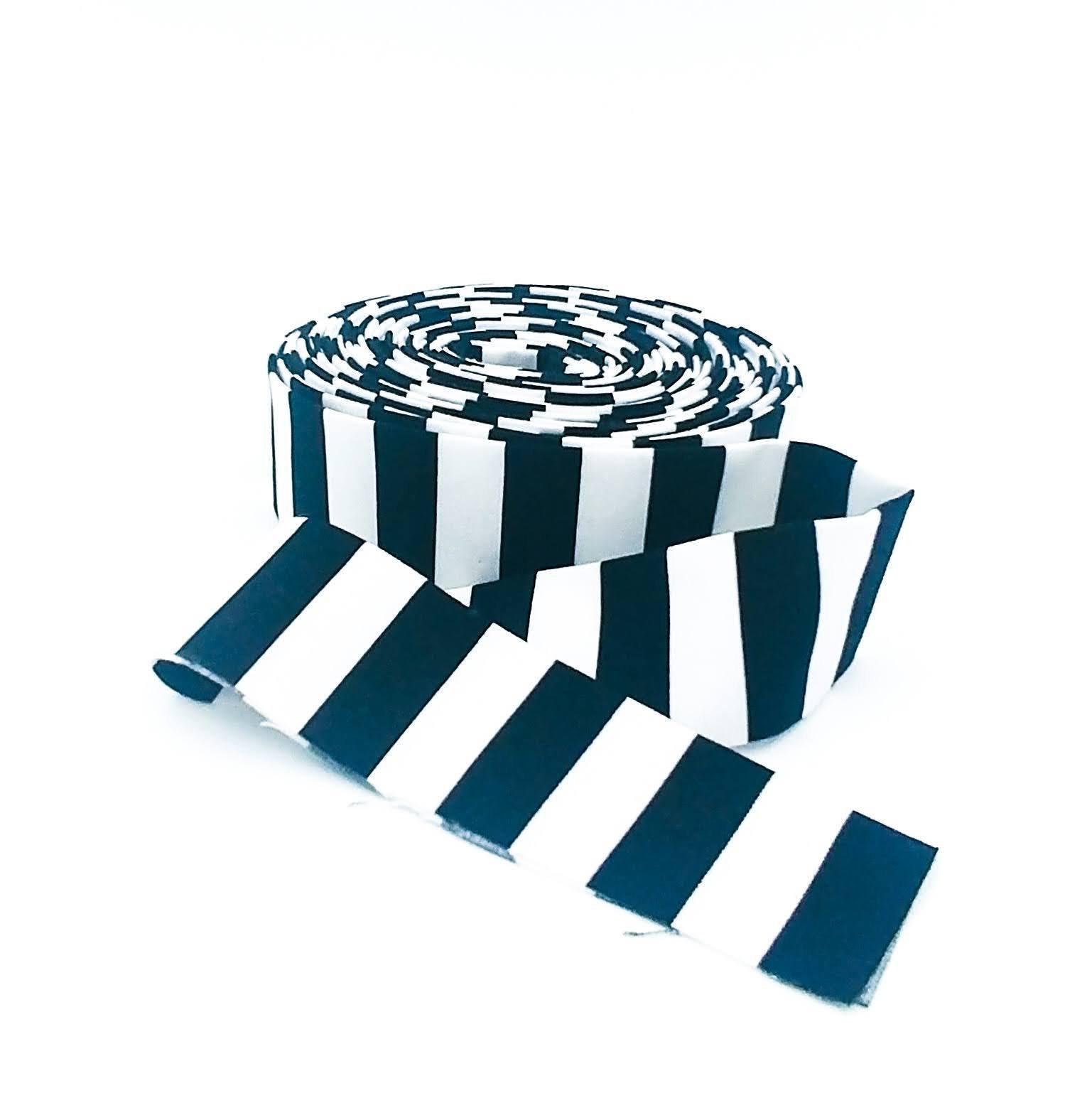 Binding Tula Pink Tent Stripe Paper