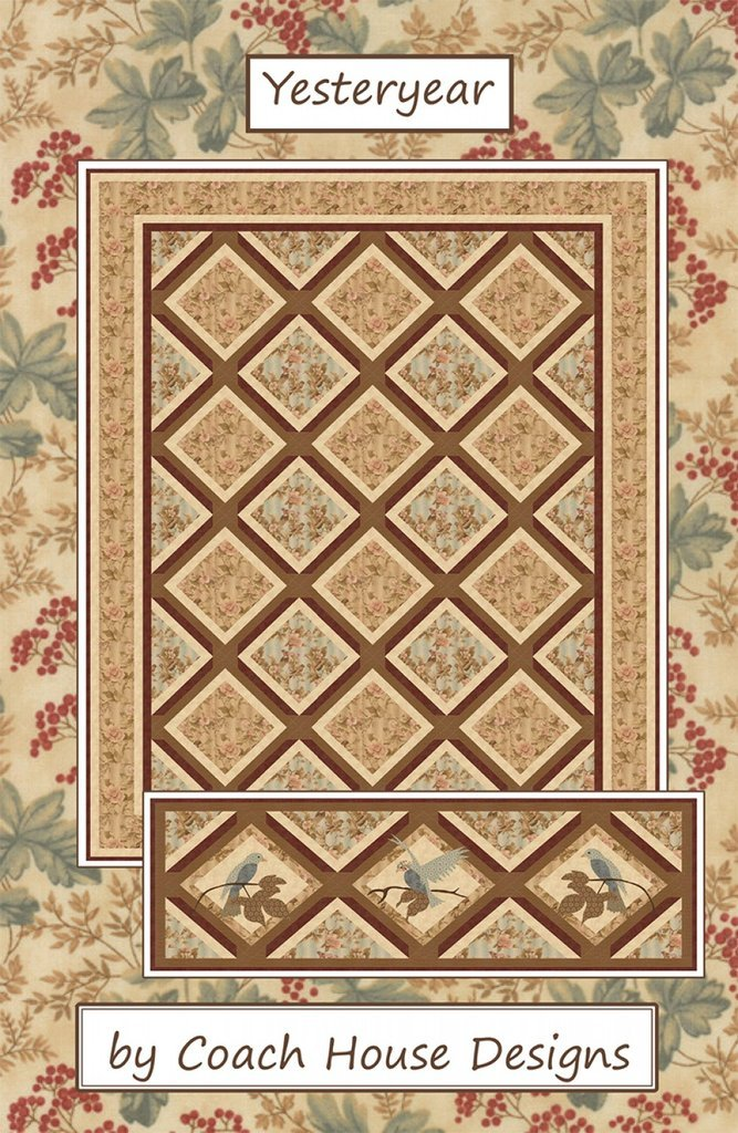 Yesteryear Quilt Kit