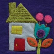 House/Colorway 4: Sue Spargo Pre-Cut Wool Pack