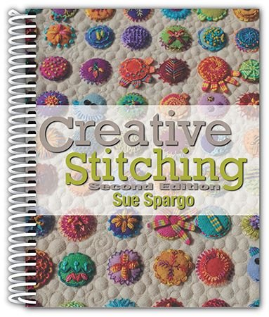 Creative Stitching - 2nd ed. (Sue Spargo)