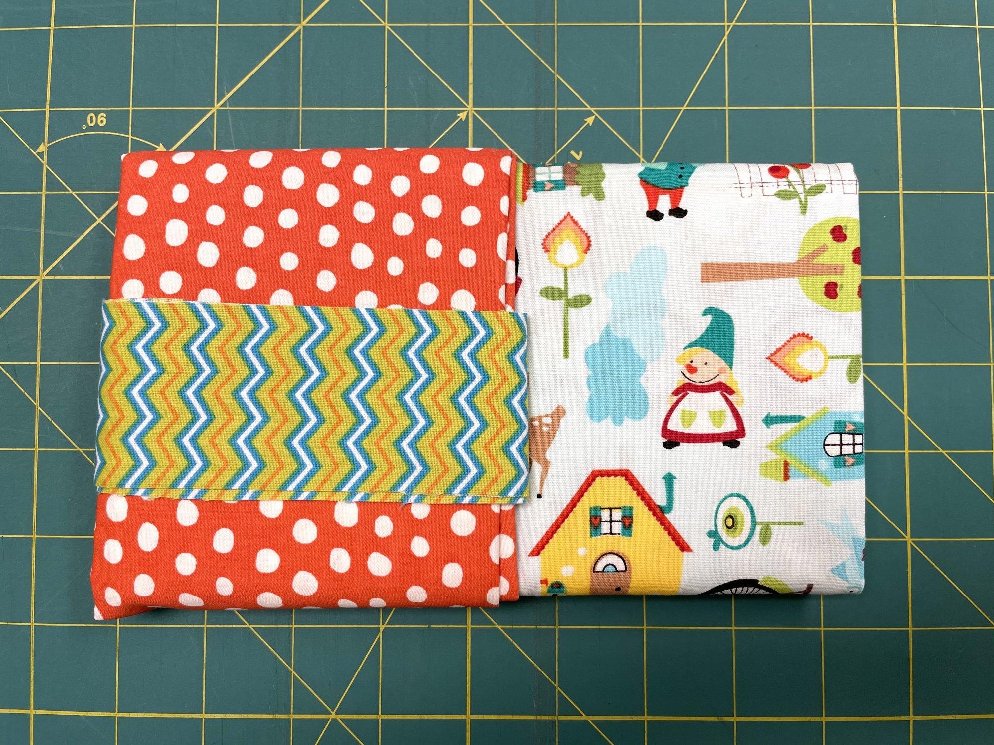 Pillowcase Kit (Standard Size)/Gnomes