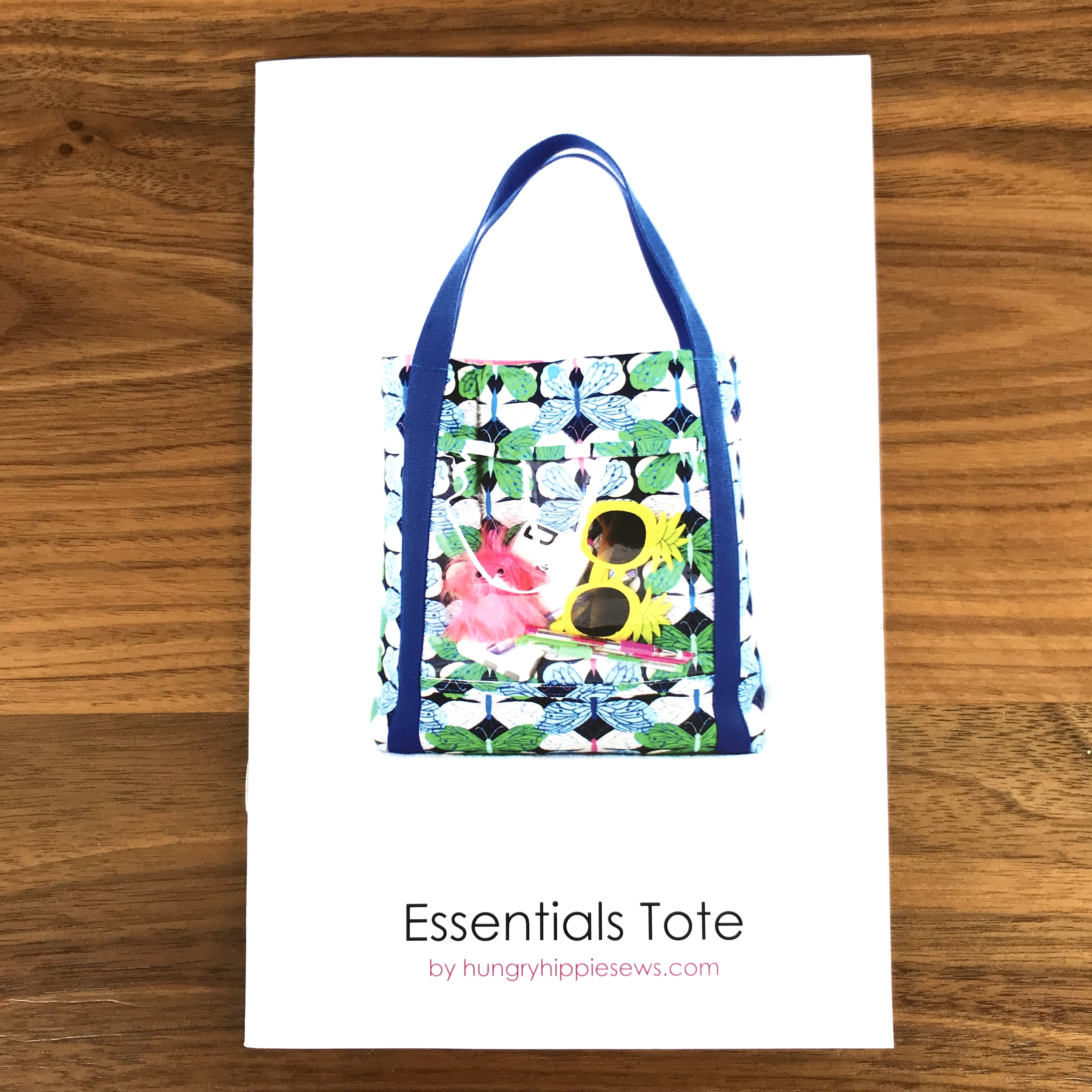 Essentials Tote (Hungry Hippie Sews)