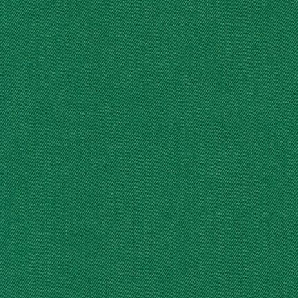 Canyon Colored Denim/Jungle Green: (Robert Kaufman)