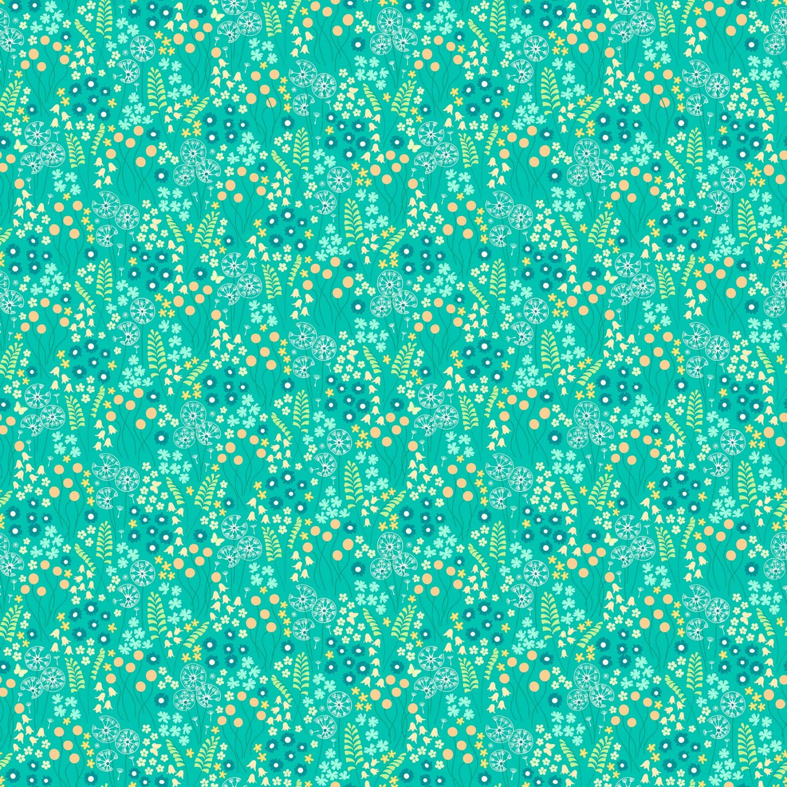 90000/75 Turquoise: Mountain Meadow (Pippa Shaw)