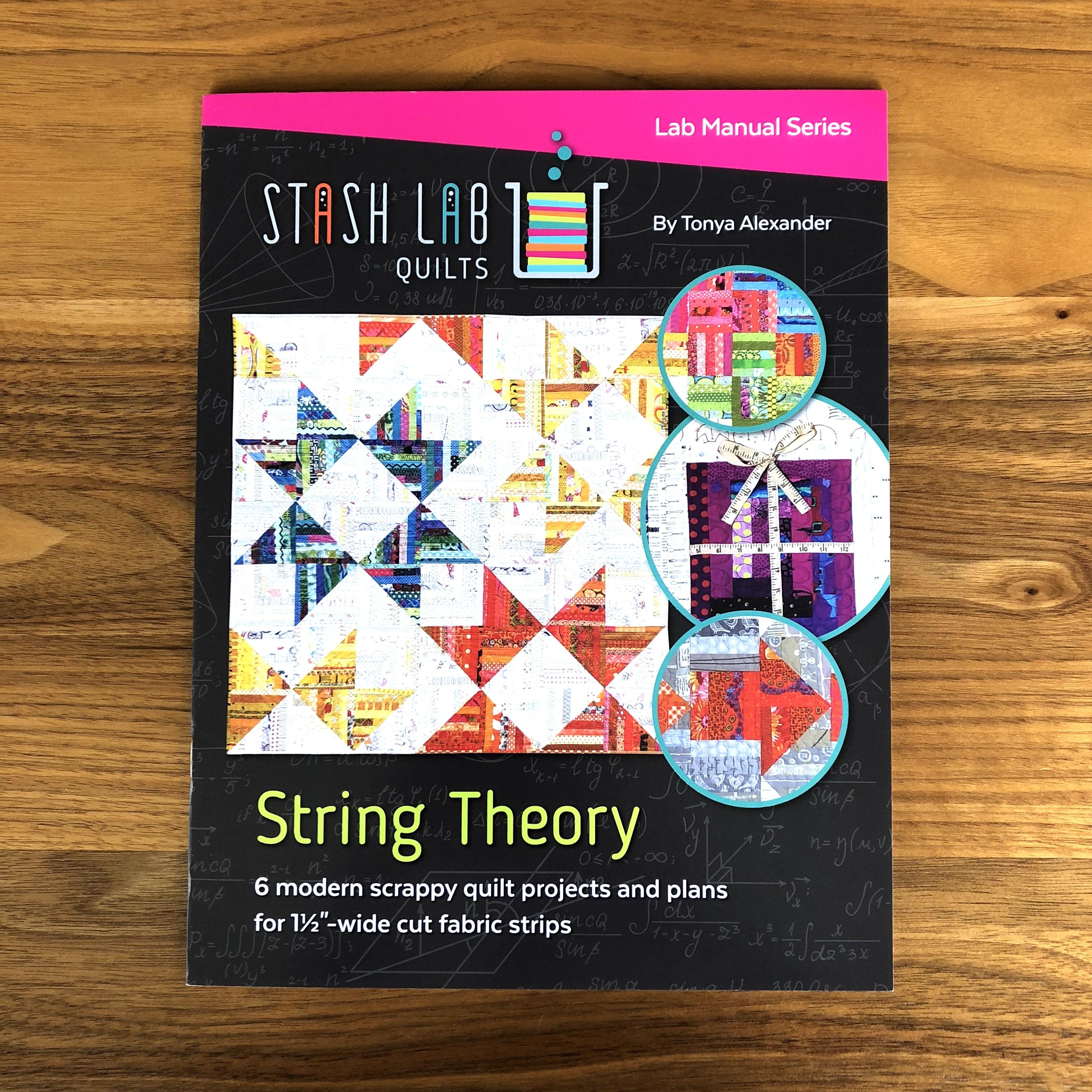String Theory (Tonya Alexander)