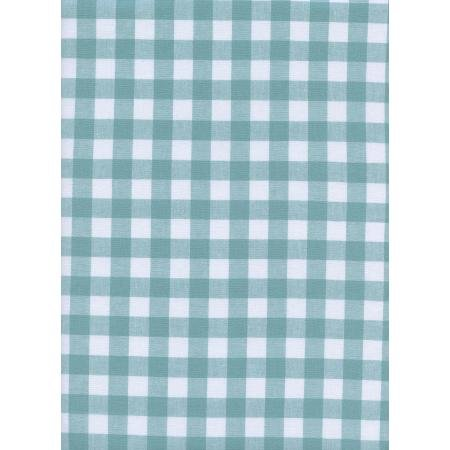 Checkers (1/2 Woven Gingham)/Story Blue