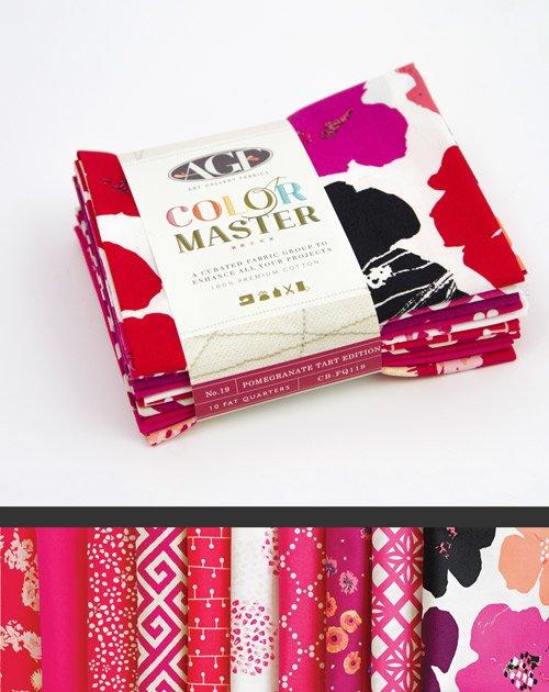 Color Master FQB/(19) Pomegranate Tart (2.5yds)