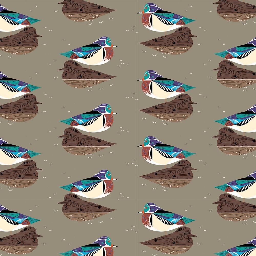 Wood Duck: Lakehouse (Vol. 1) (Birch Organics)
