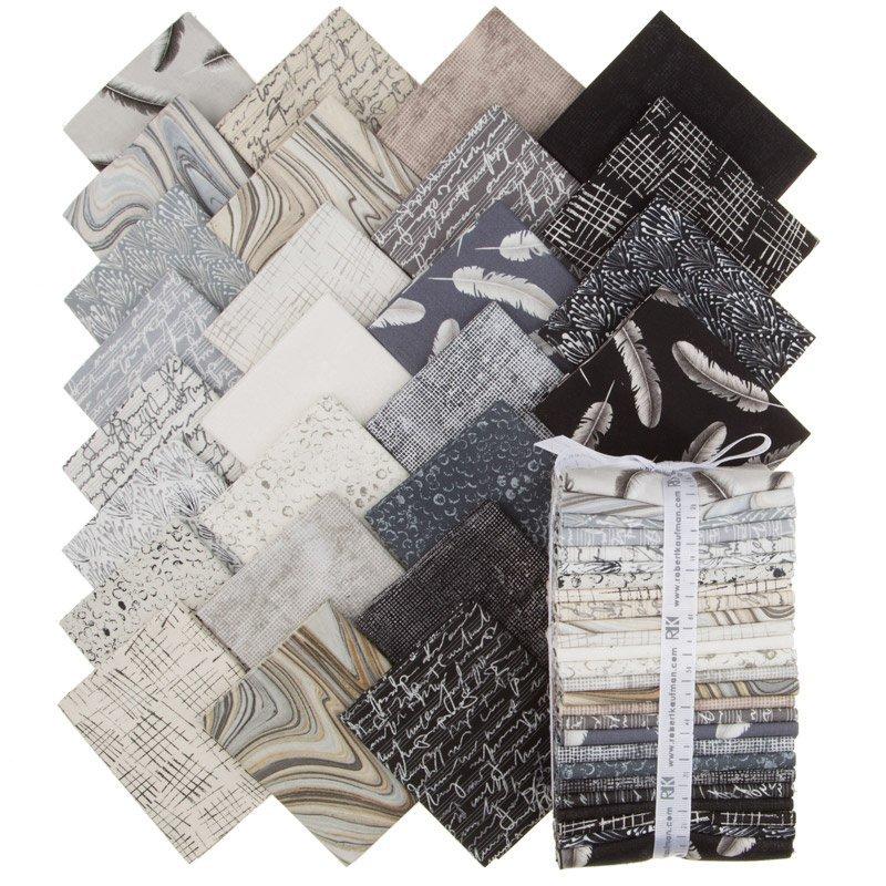 Chalk and Charcoal FQB (Jennifer Sampou)