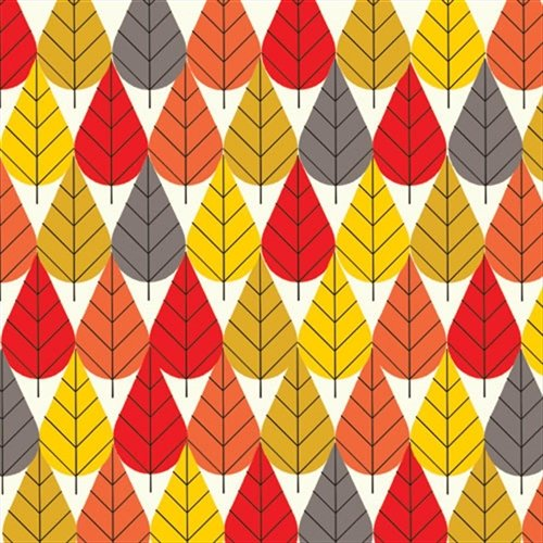 Octoberama/Fall (canvas): Charley Harper