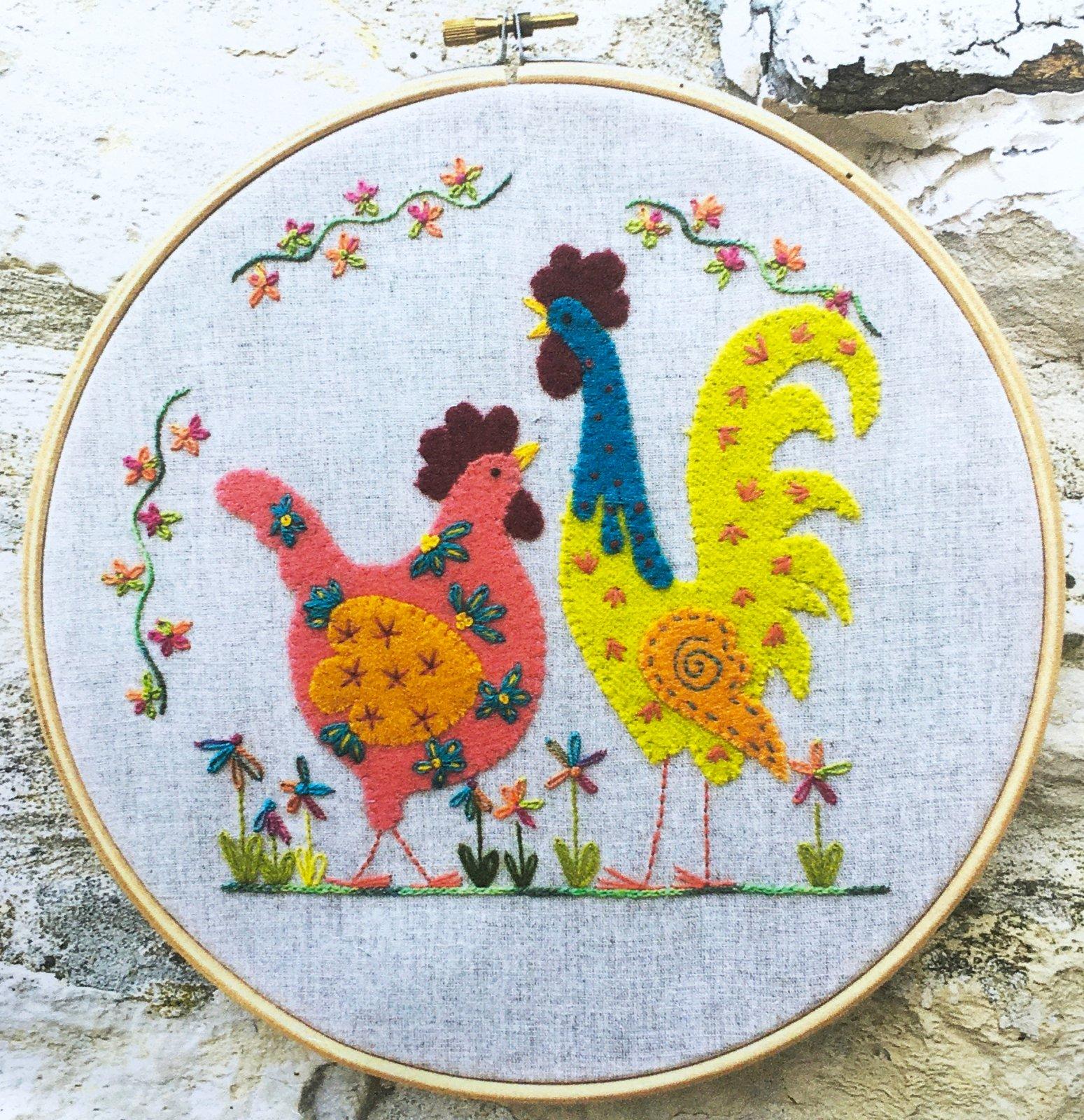 Chickens (L'Atelier D'Isabelle)