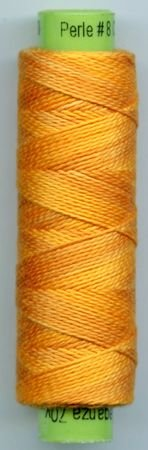 Eleganza #8 Perle Cotton/Crushed Clementine (70 yd)