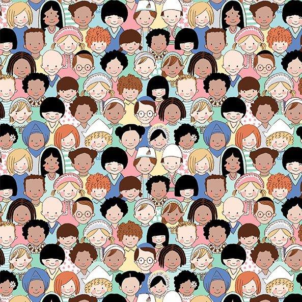 Children of the World/Multi: Wonderful World (Sarah Jane)