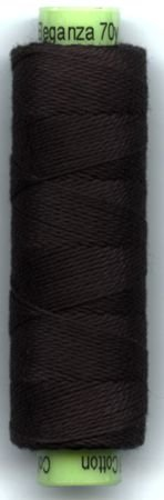 Eleganza #8 Perle Cotton/Black Tie (70 yd)