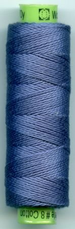 Eleganza #8 Perle Cotton/Heavy Skies (70 yd)