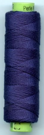 Eleganza #8 Perle Cotton/Indigo (70 yd)