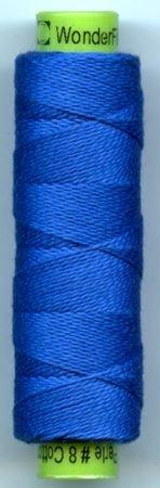 Eleganza #8 Perle Cotton/Hyper Blue (70 yd)