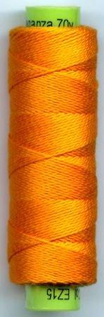 Eleganza #8 Perle Cotton/Orange Crush (70 yd)