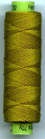Eleganza #8 Perle Cotton/Bristle Grass (70 yd)