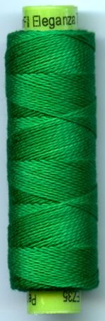 Eleganza #8 Perle Cotton/English Ivy (70 yd)