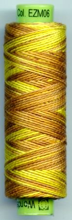Eleganza #8 Perle Cotton/Golden Rules (70 yd)